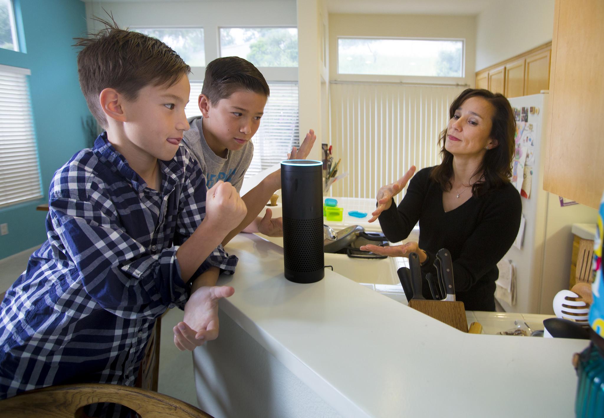 Amazon Said To Plan Premium Alexa Speaker With Large