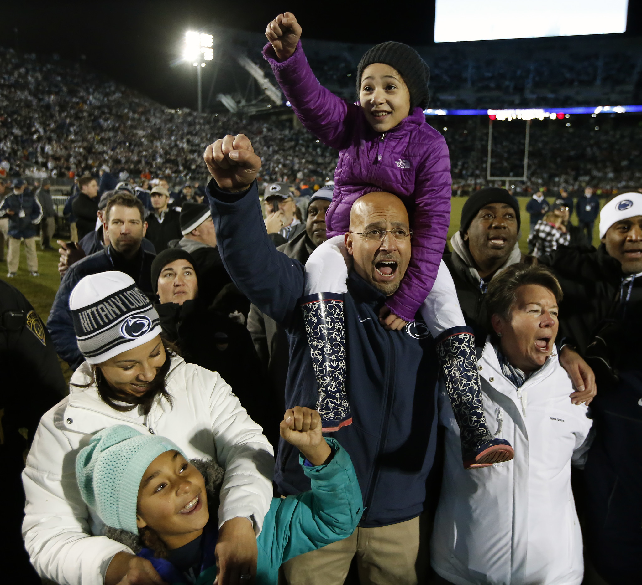 From psychology to pretzels: James Franklin's winding road ...