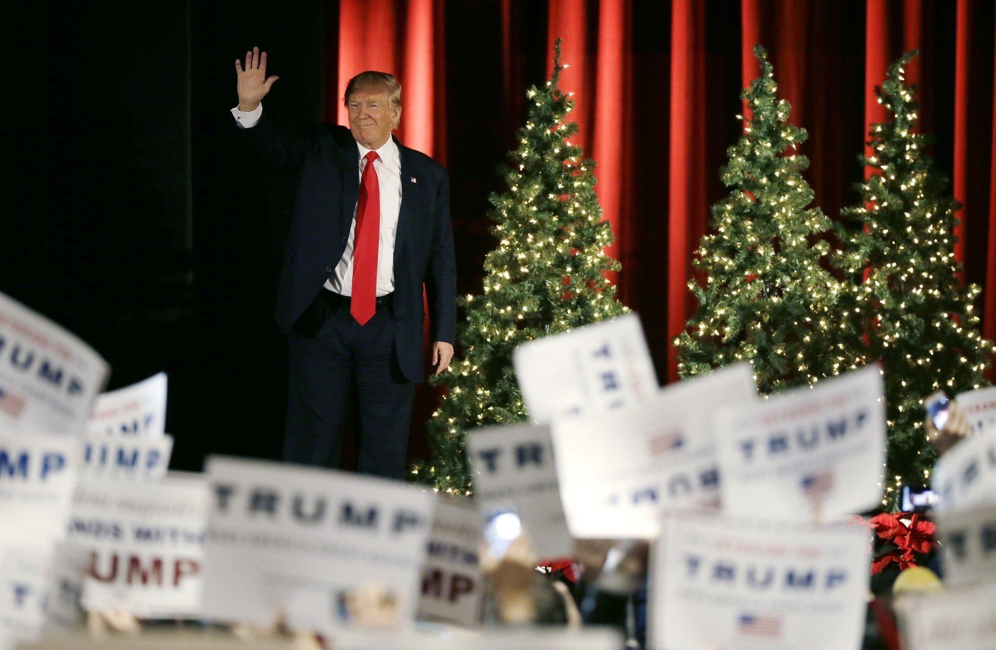 New Christmas song lyrics for the post-Trump holiday | Opinion - Sun ...