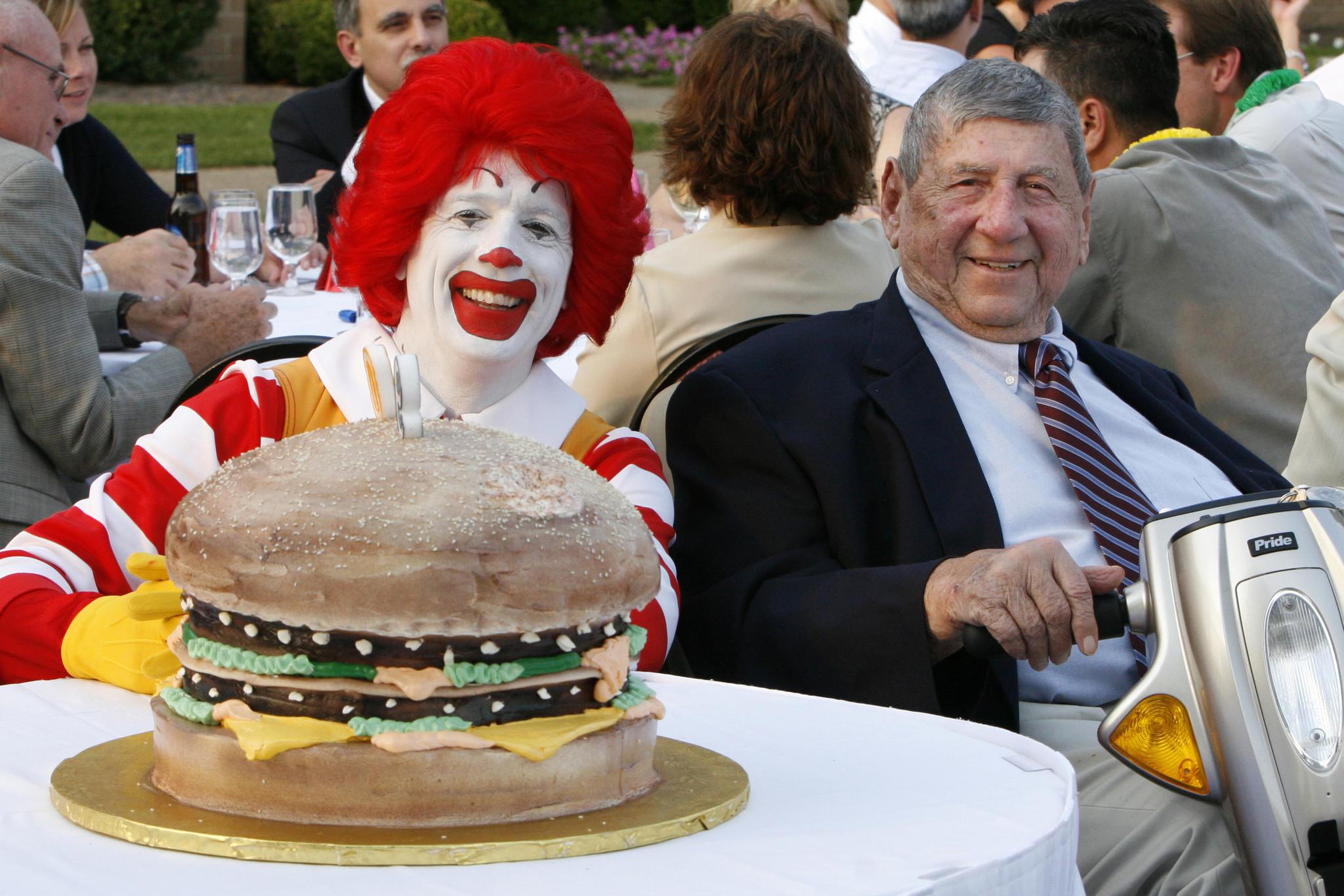 Man who created Big Mac dies at 98 - Chicago Tribune