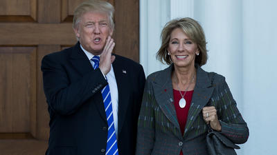 Donald Trump's Cabinet could be wealthiest in modern history