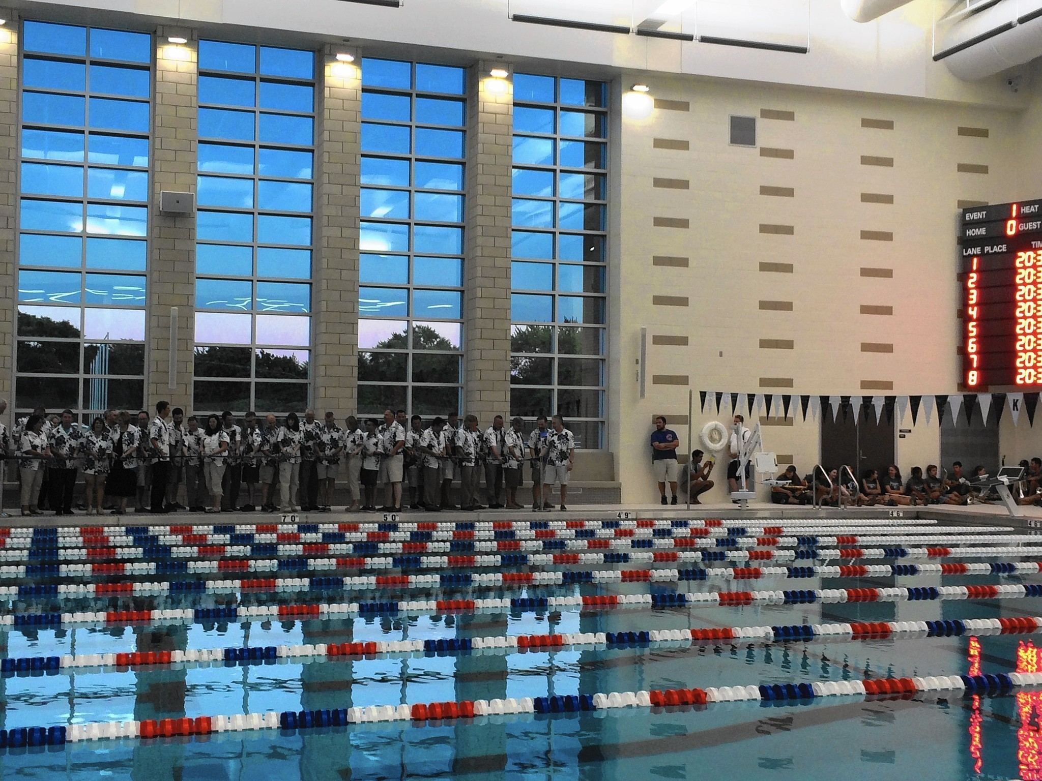 Prospect High School S New 13 Million Aquatic Facility