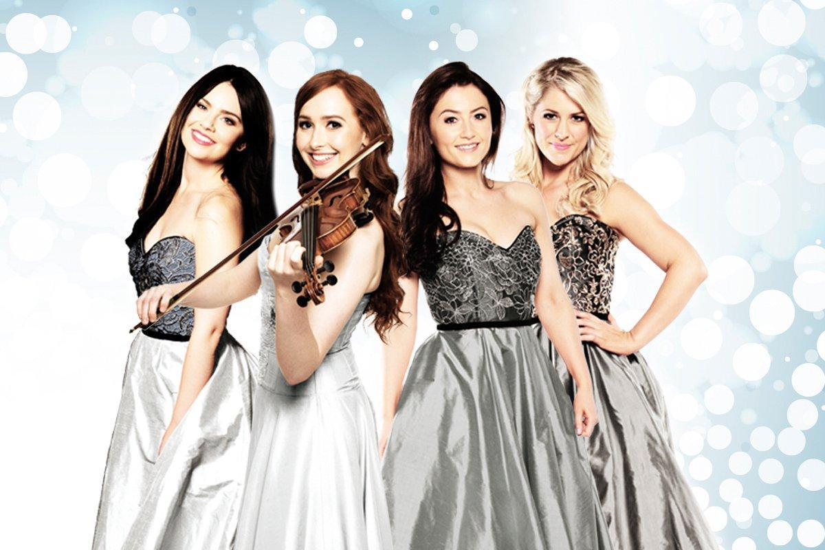 celtic woman  coming to bethlehem  mixes irish and