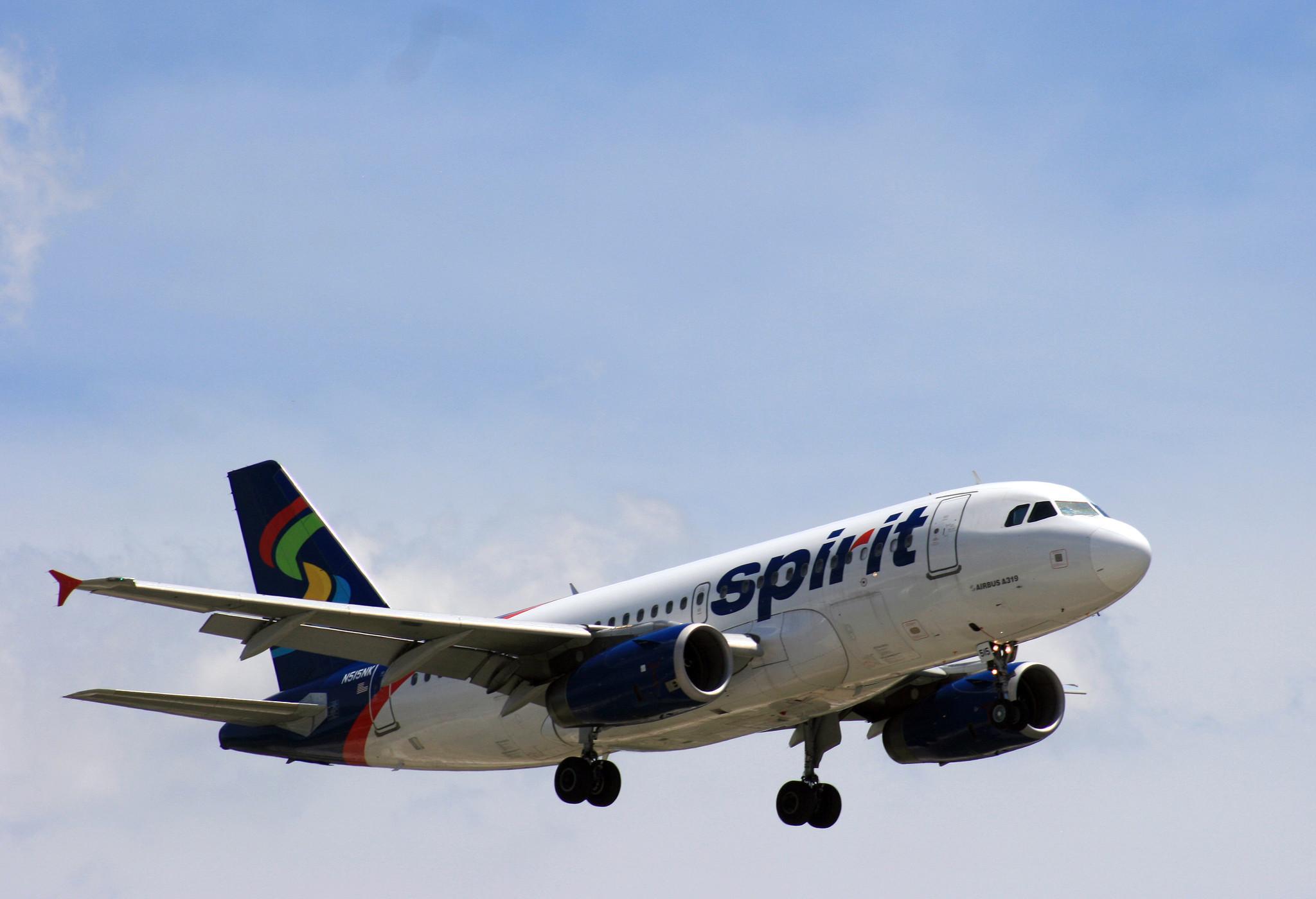 Spirit airlines voucher