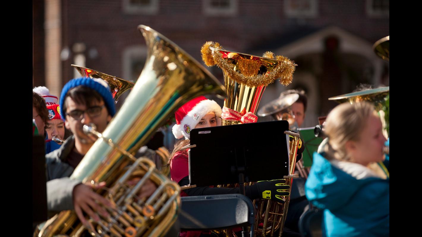 Tuba Christmas.Annapolis Tuba Christmas Concert Capital Gazette