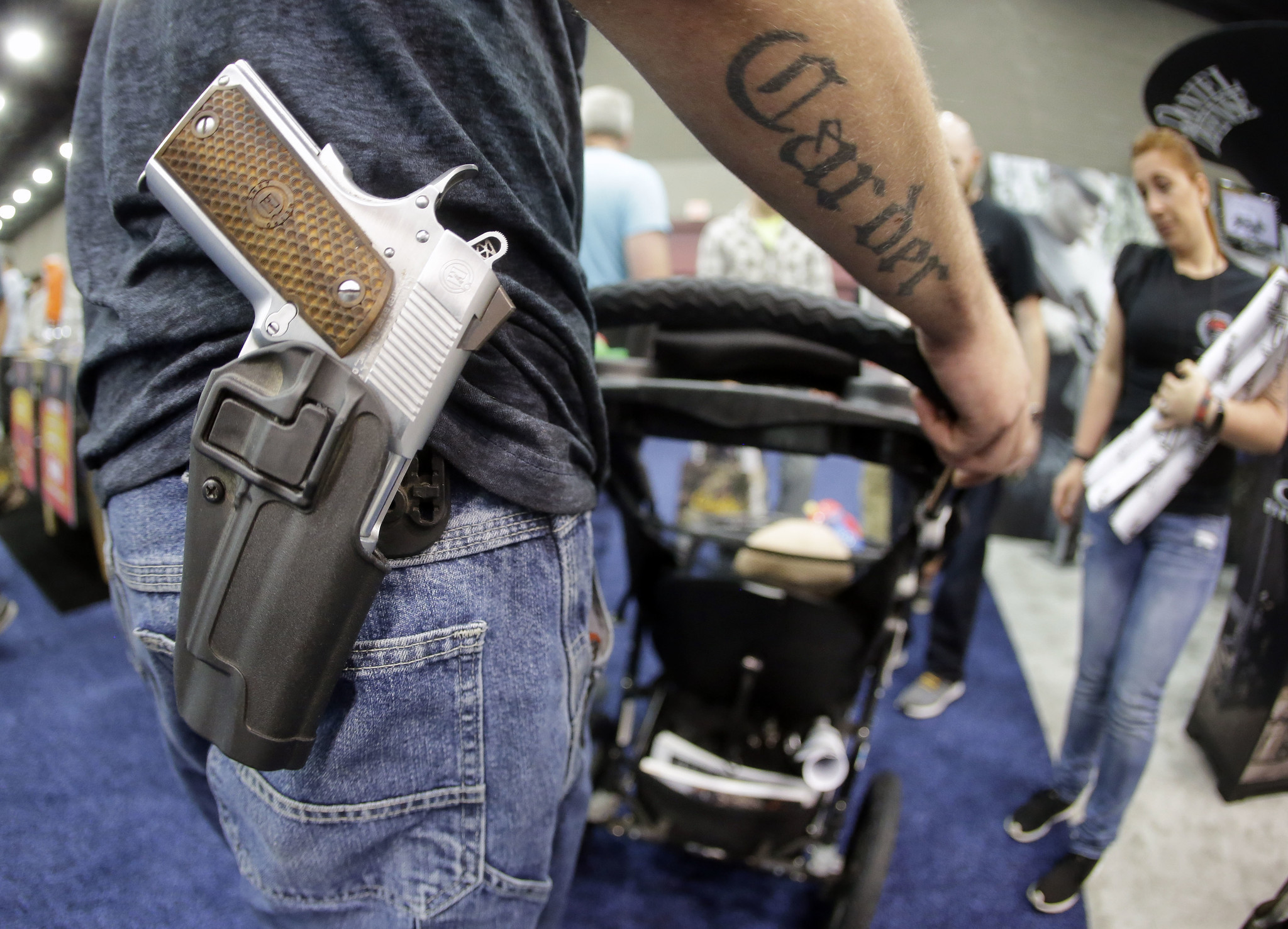 Legislators need to drop their obsession with open-carry - Sun Sentinel a5614caf7711b