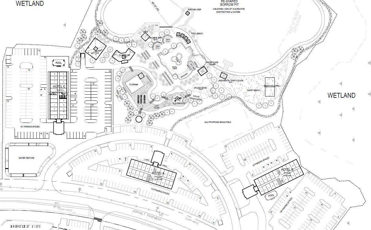 South Florida Developer Plans Three New Disney West Side