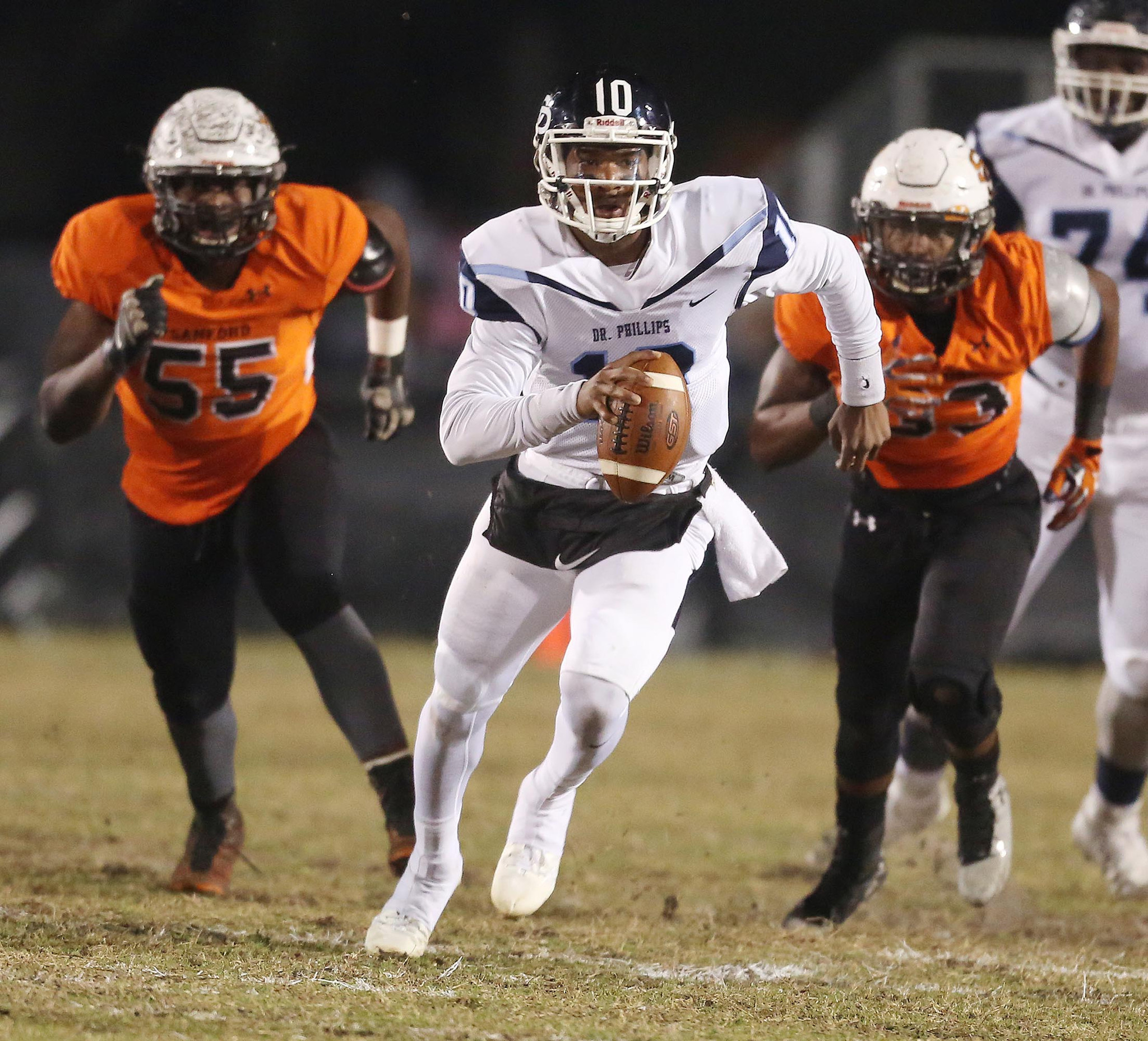 Southridge's Billy Rolle Chases Record Vs. Dr. Phillips