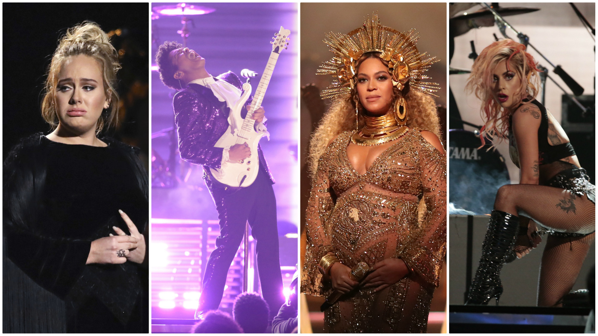 Grammy Winners: 2017 Grammy Awards: Complete List Of Nominees