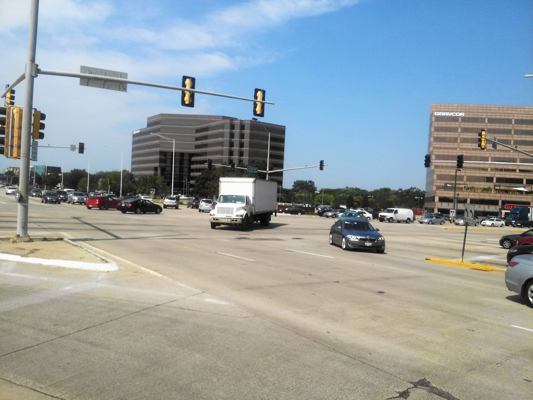 Oak Brook considers lawsuit to stop red light cameras - The