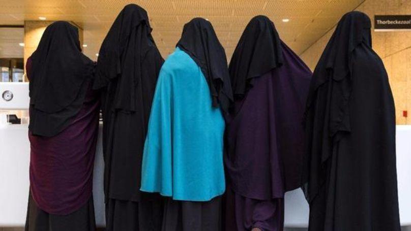 Niqab in america