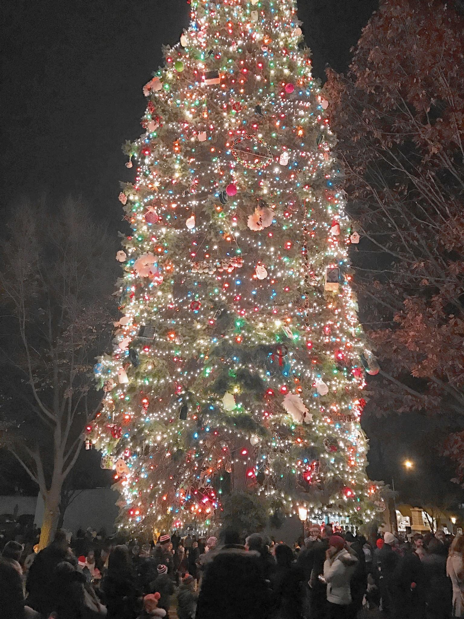 Geneva Rings In Holiday Season At Annual Christmas Walk Elgin Courier News
