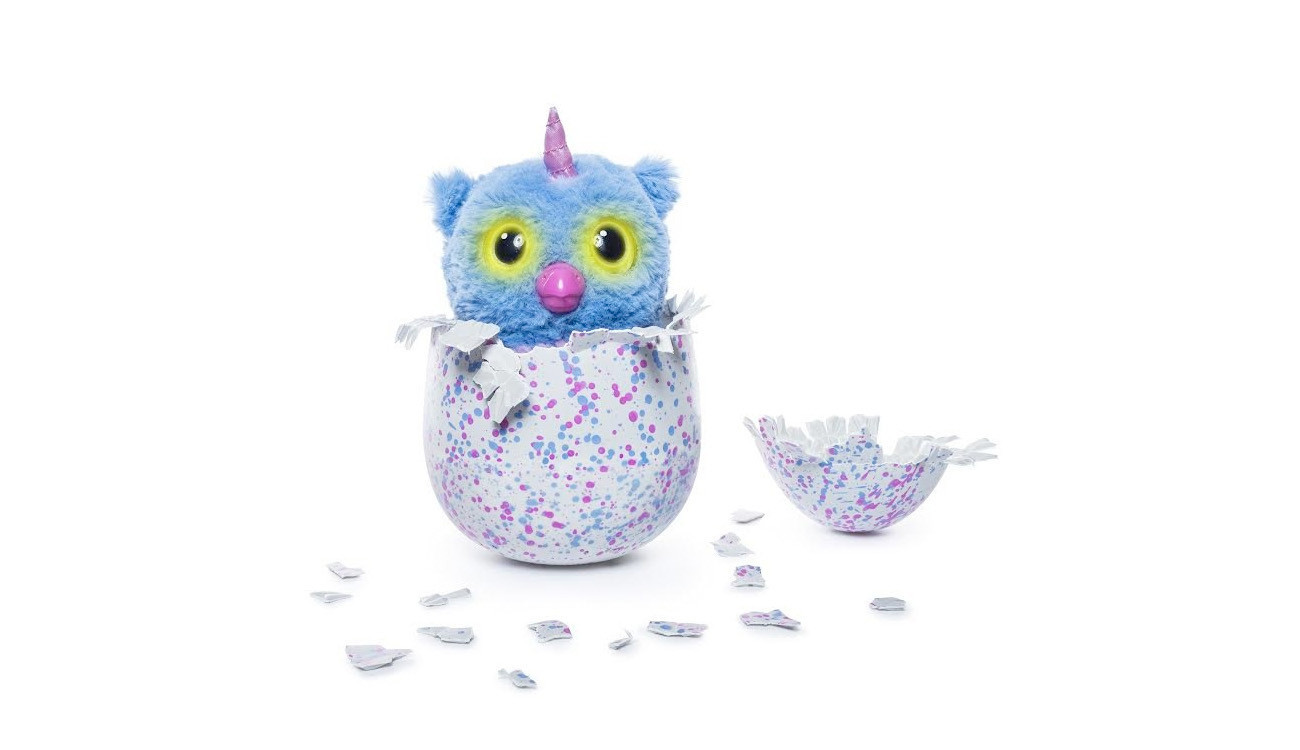 2ed4f3b6c31 How huge is the holiday craze for Hatchimal toys  One author bought ...