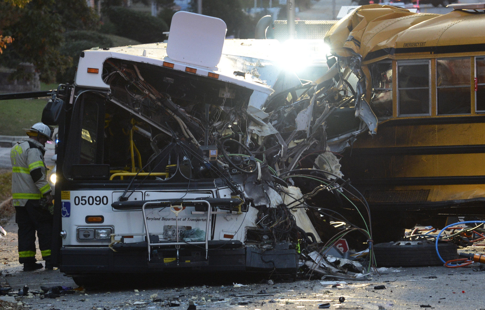Ntsb >> Driver in fatal Baltimore bus crash had history of crashes, seizures, NTSB report says ...