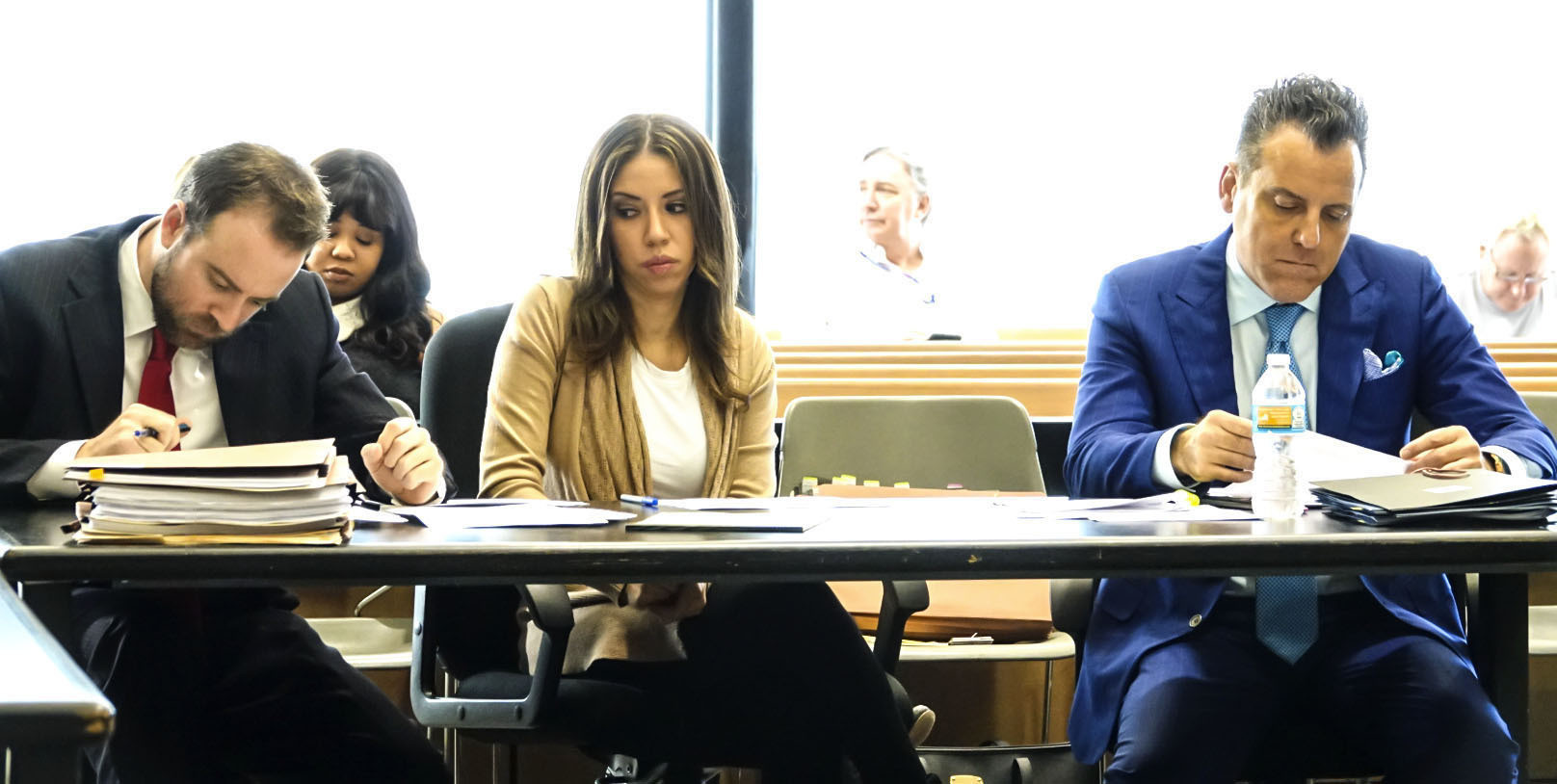 Jury Hears Police Recordings In Dalia Dippolitos Second Trial On