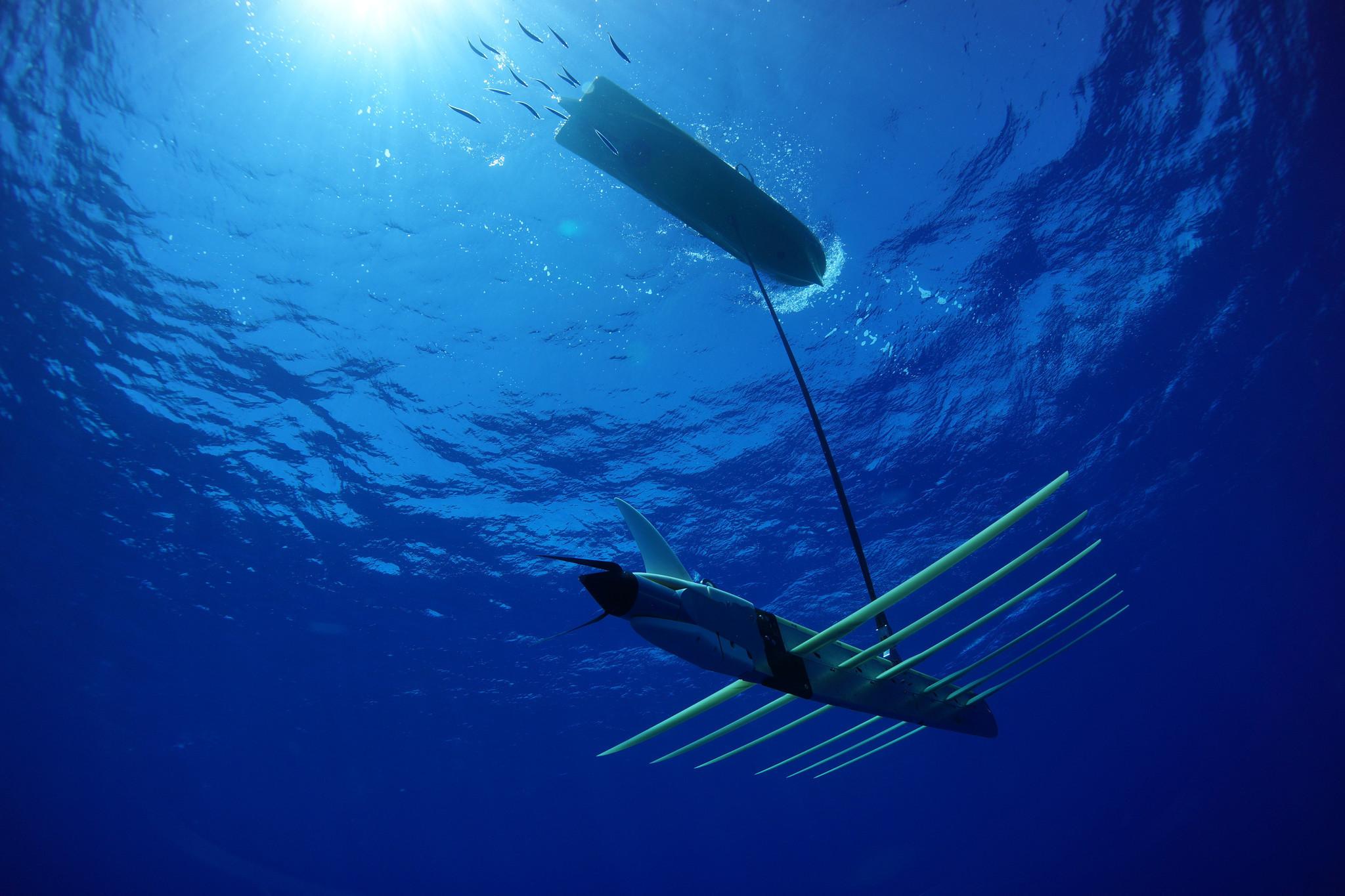 Boeing To Acquire Ocean Drone Maker Liquid Robotics La Times