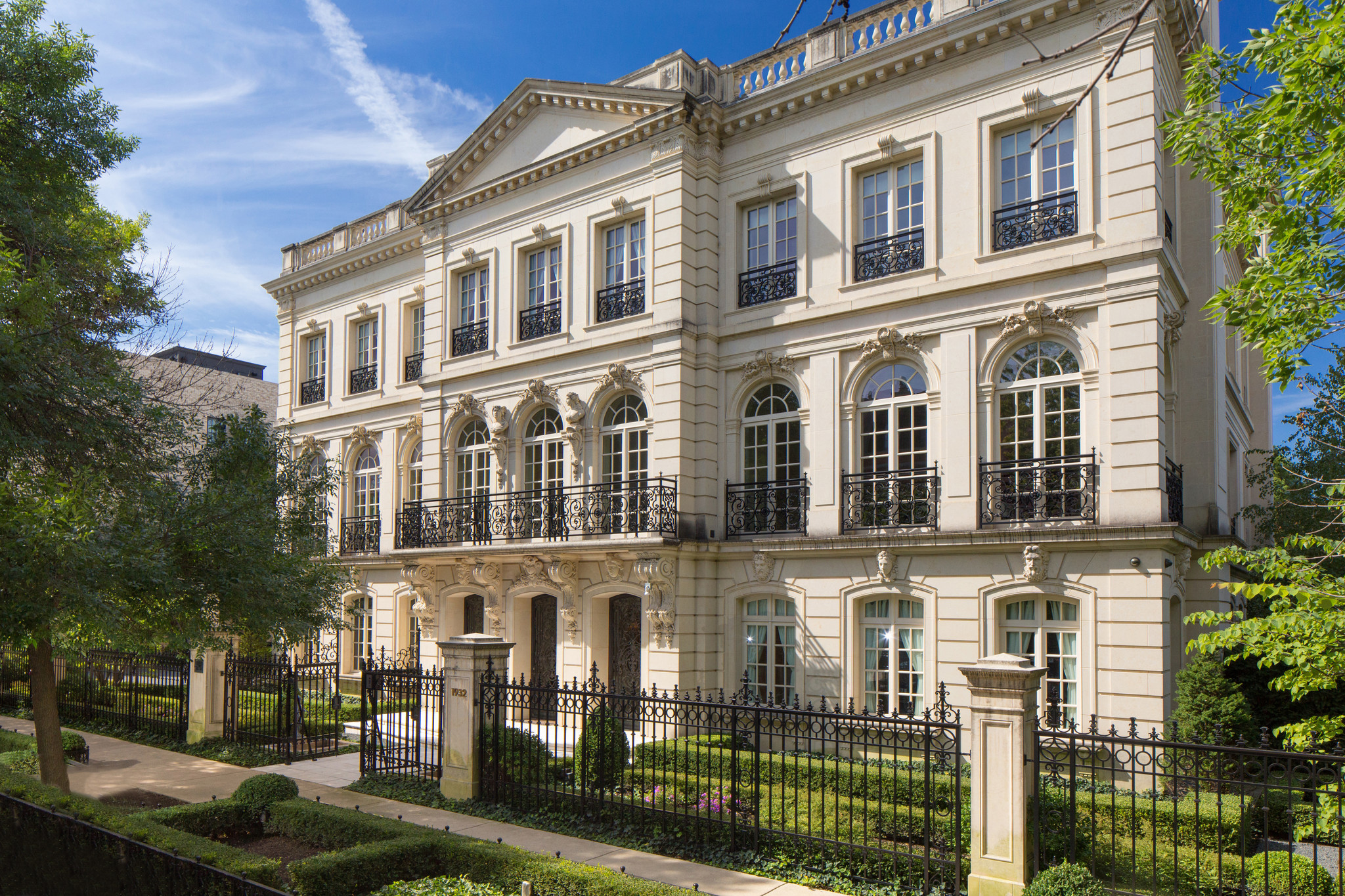 The Breakers Newport Floor Plan Lincoln Park Mansion For Sale At Record 50 Million Asking