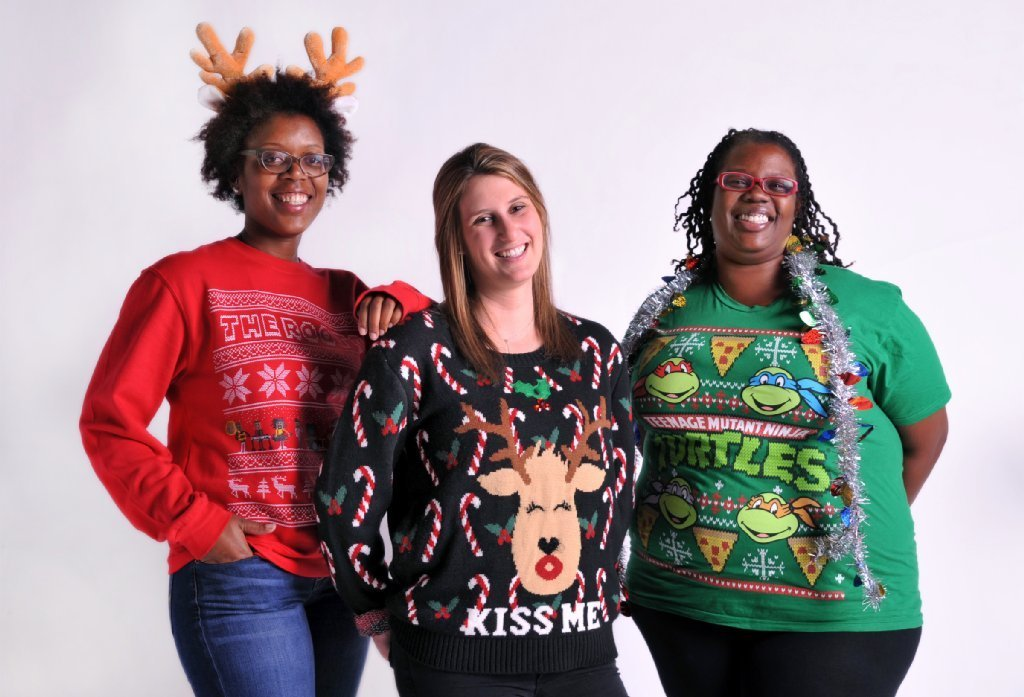 c317e1d7 Ugly sweaters infiltrate the holiday season with garish styles, public  events - Baltimore Sun