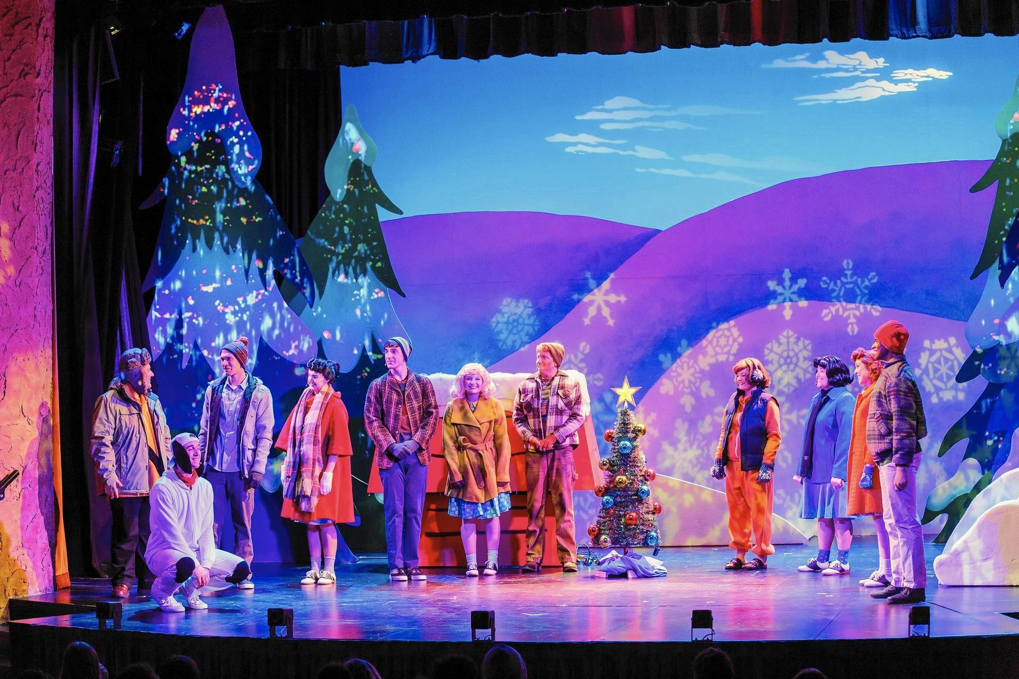 review charlie brown christmas family fun is what christmas is all about orlando sentinel