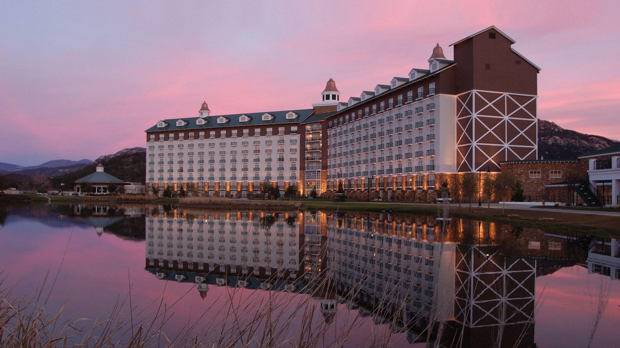 Barona resort and casino