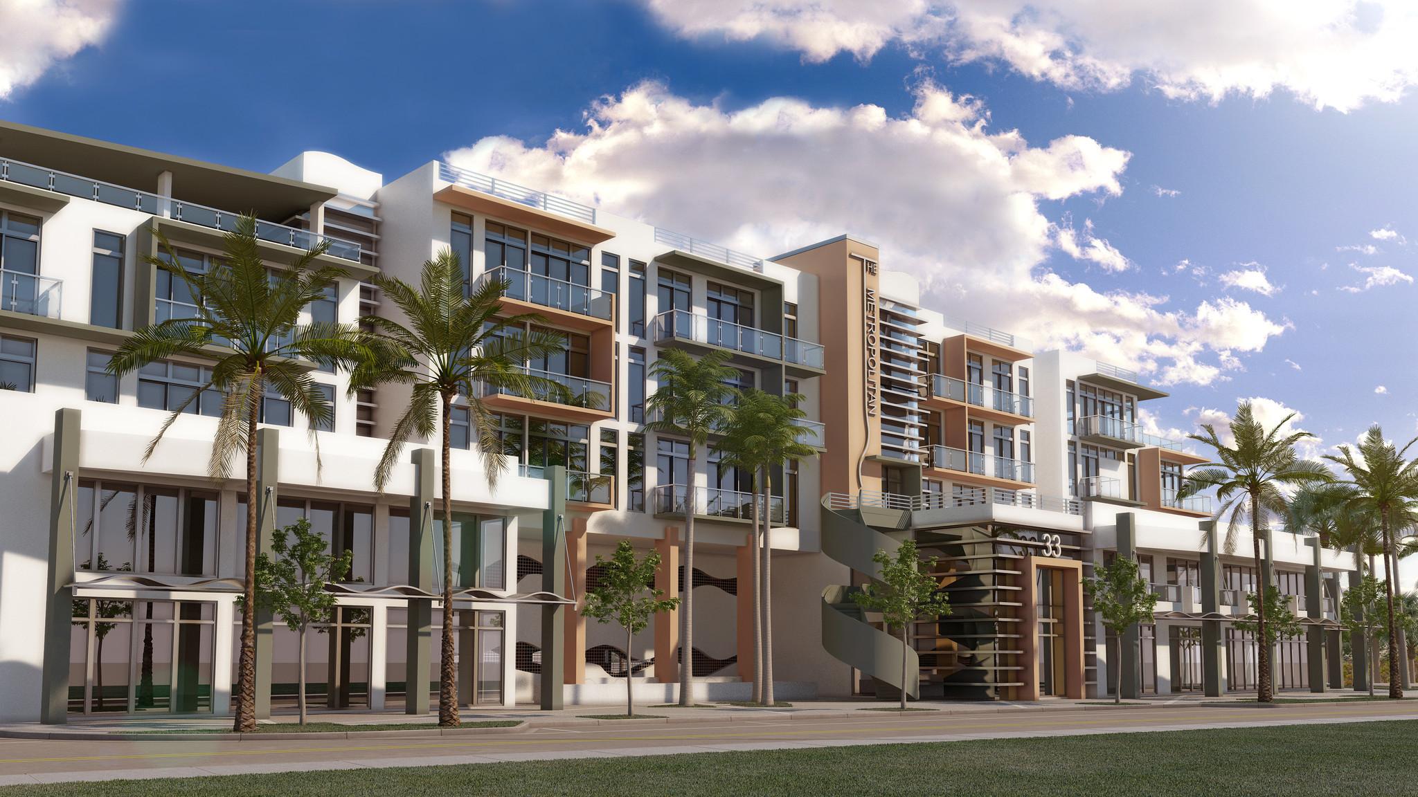 Delray Beach Condo Nears Sales Launch Sun Sentinel