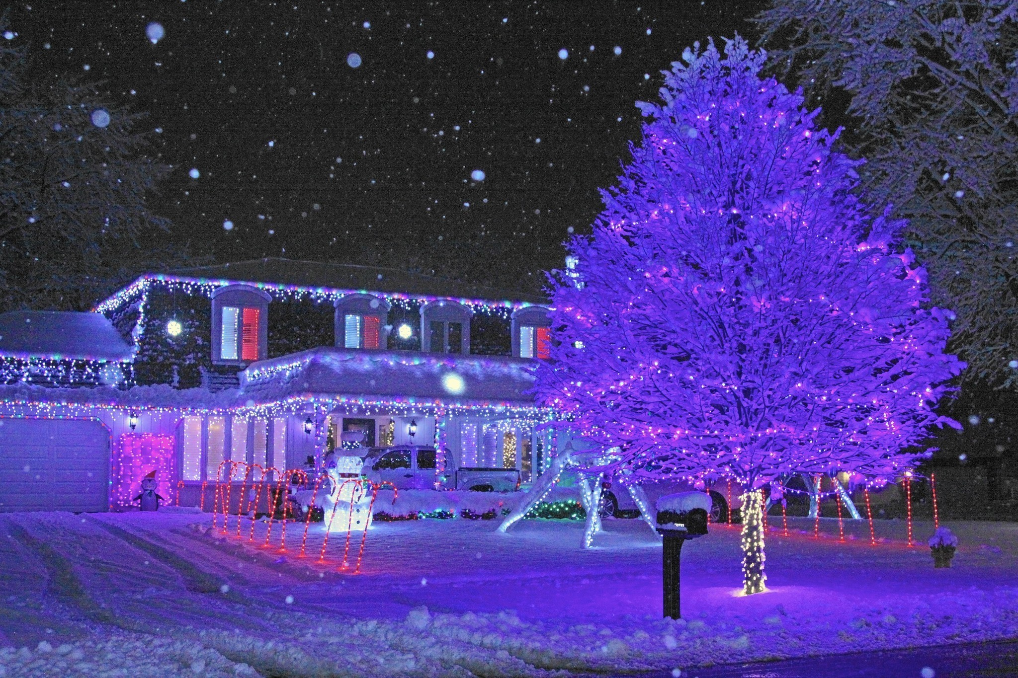 Guide to Naperville Christmas lights and holiday house ...