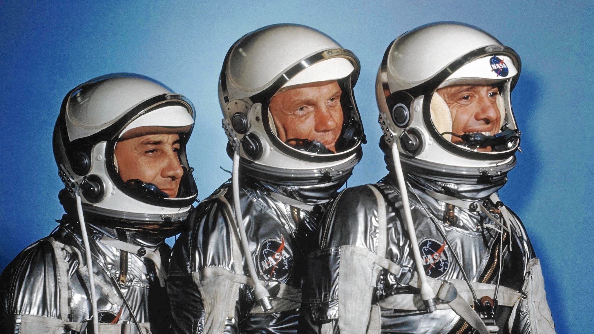 When the heroes were astronauts - Chicago Tribune