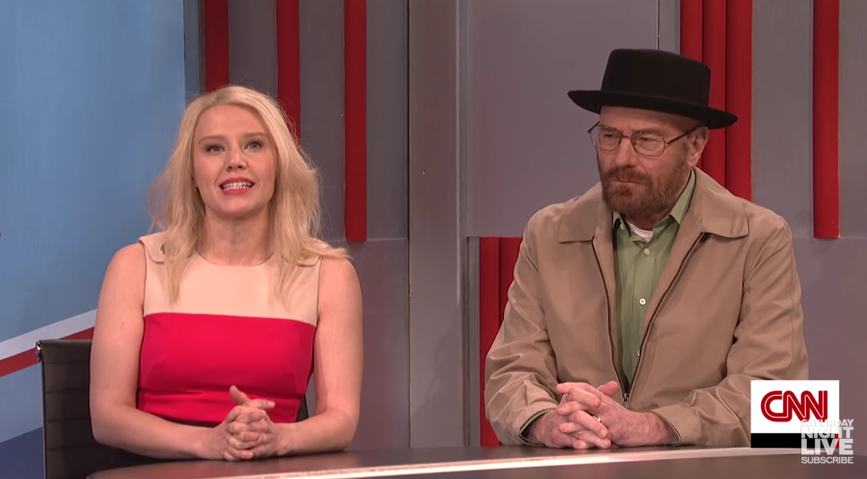 'SNL' goes after Trump's Cabinet picks - by introducing ...