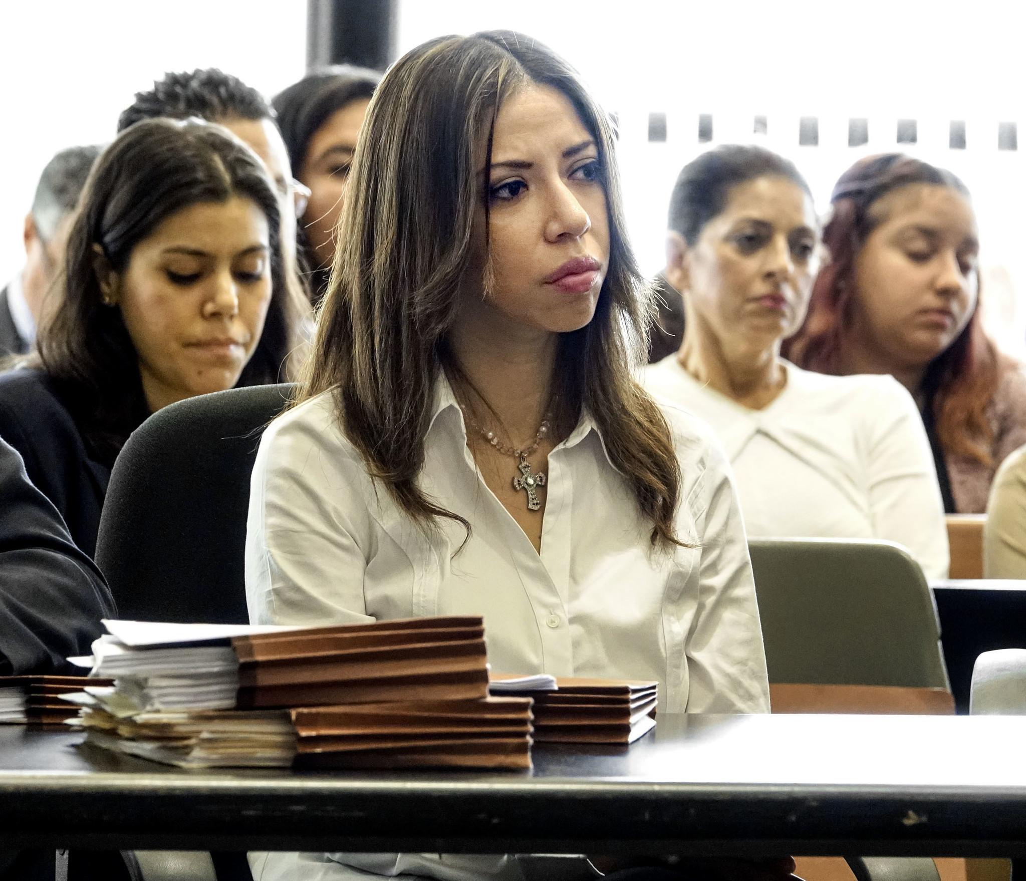 Jury Split In Dalia Dippolito Murder For Hire Retrial Sun Sentinel