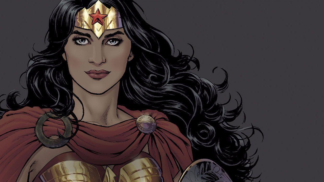 Wonder Woman was named an honorary U.N. ambassador.