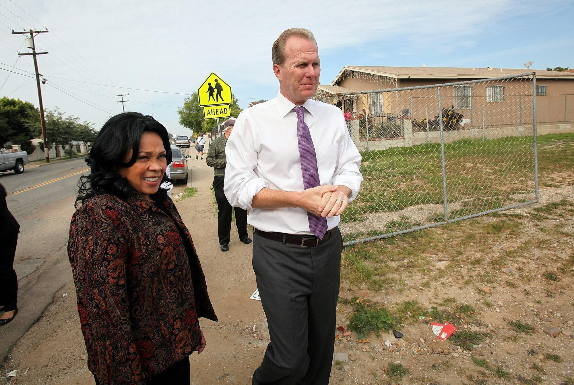 New City Council President Myrtle Cole and Mayor Kevin Faulconer seem likely to work well together.