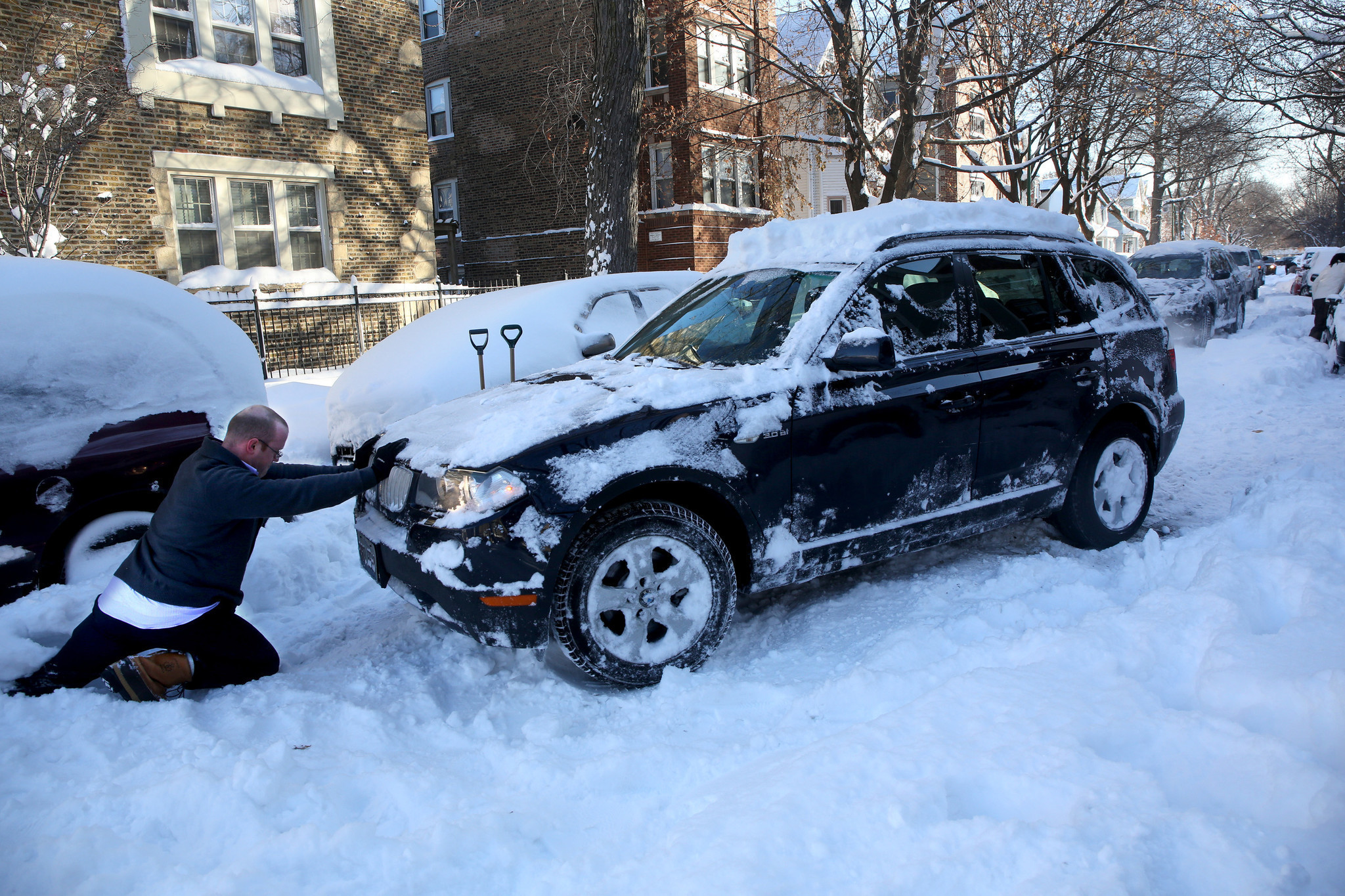 AWD, 4WD and winter tires: What's the difference, and ...