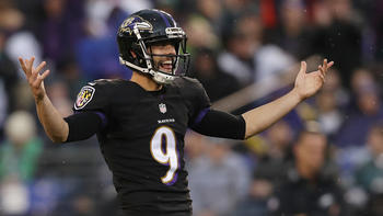 98fa03ff6 Justin Tucker gives Ravens a leg up on other teams - Baltimore Sun