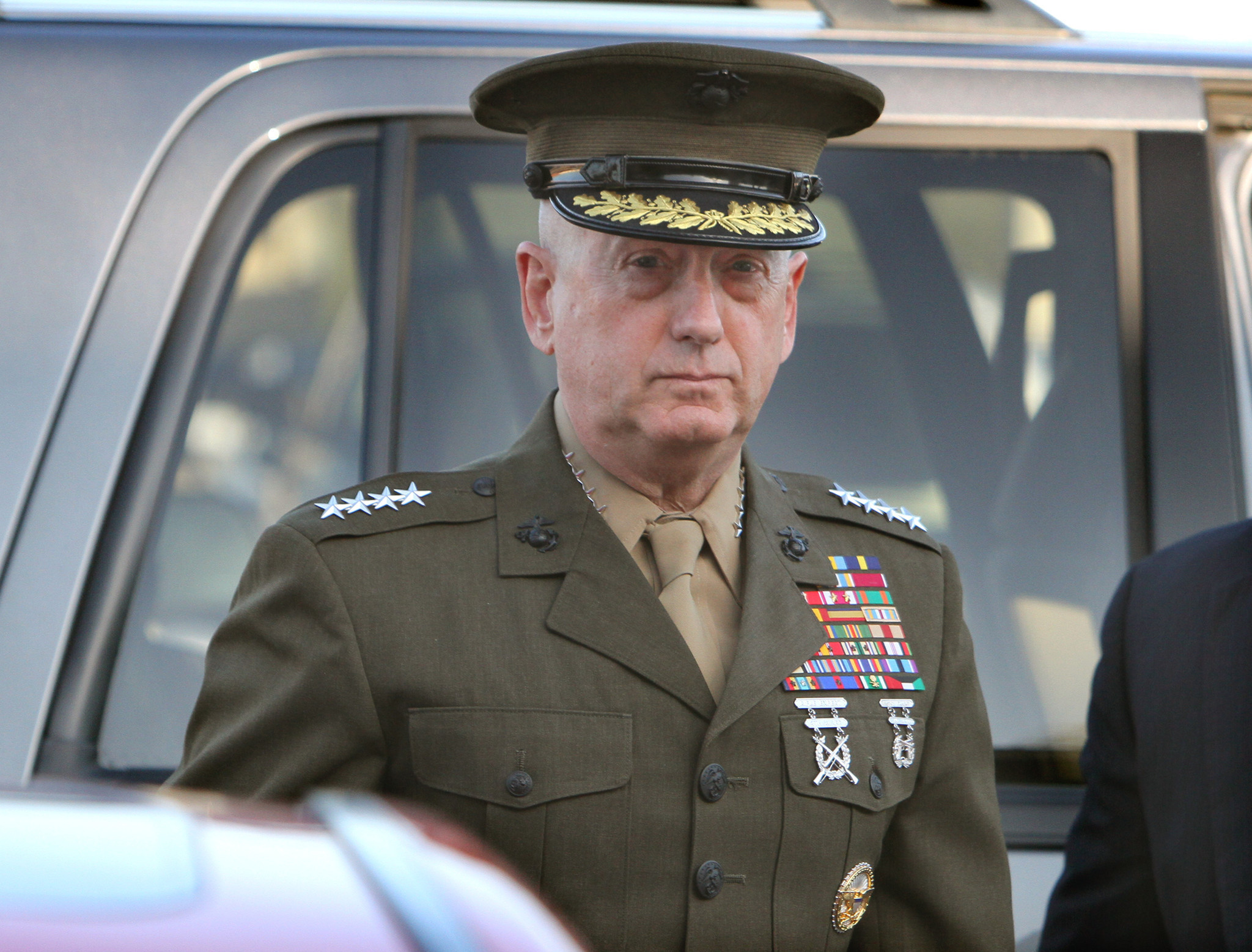 Opinion Mattis Must Be Defense Secretary For All Troops