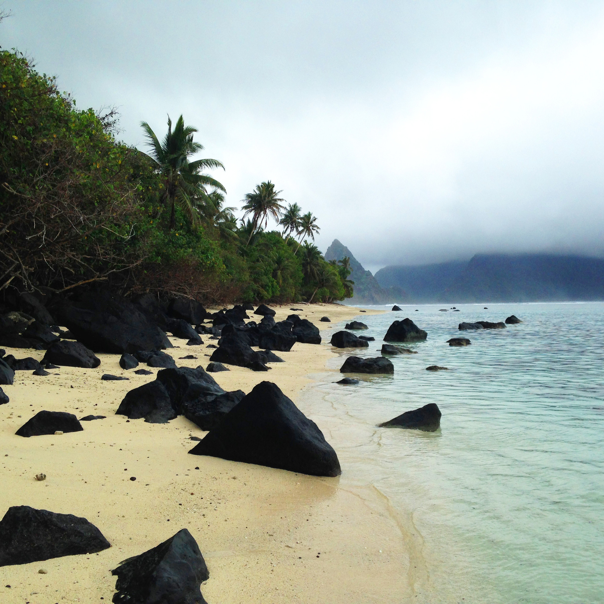 Samoa Beaches: In This 'weird, Lost Corner Of America,' The Beach Of Your
