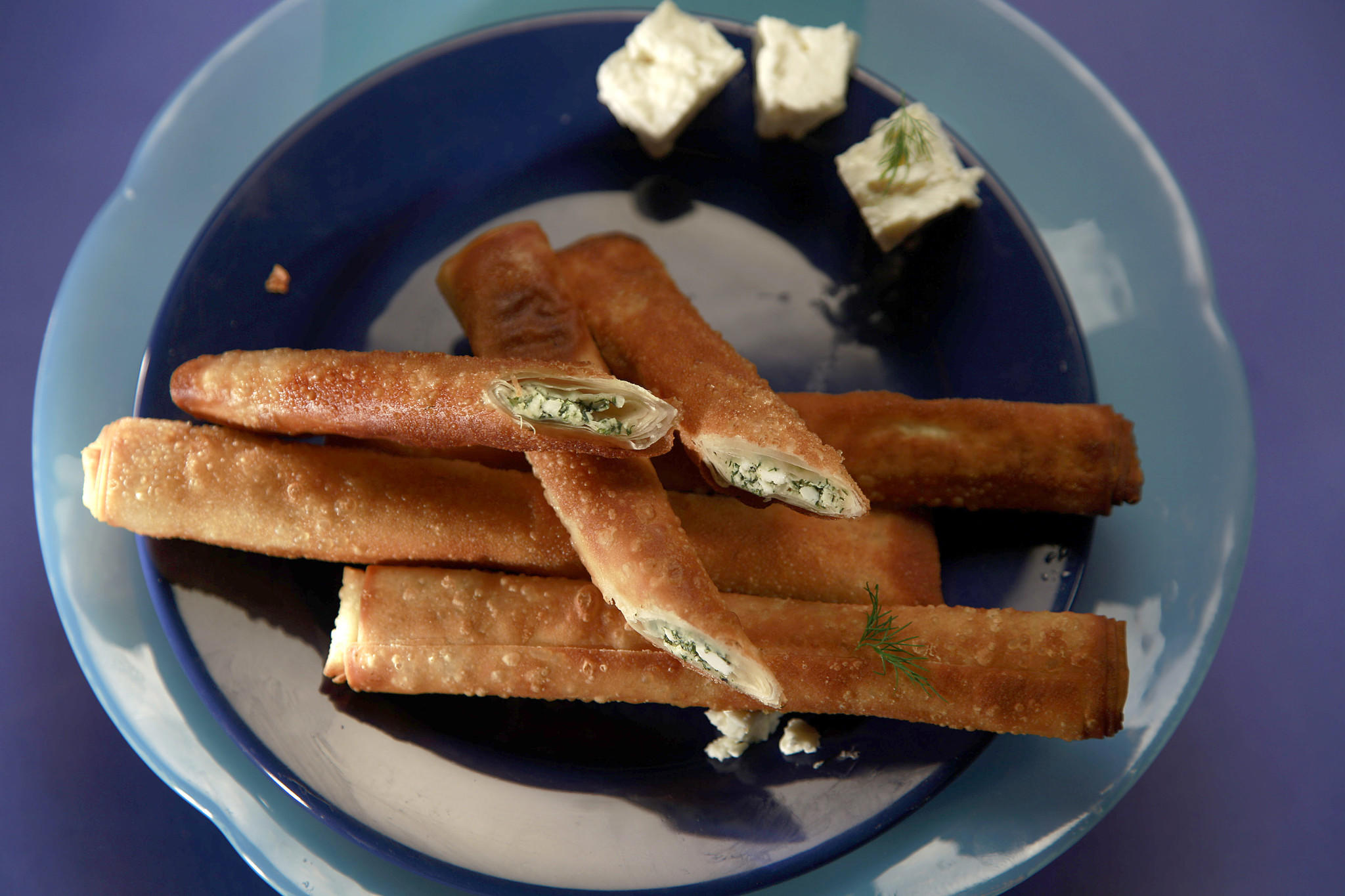 Cheese cigars