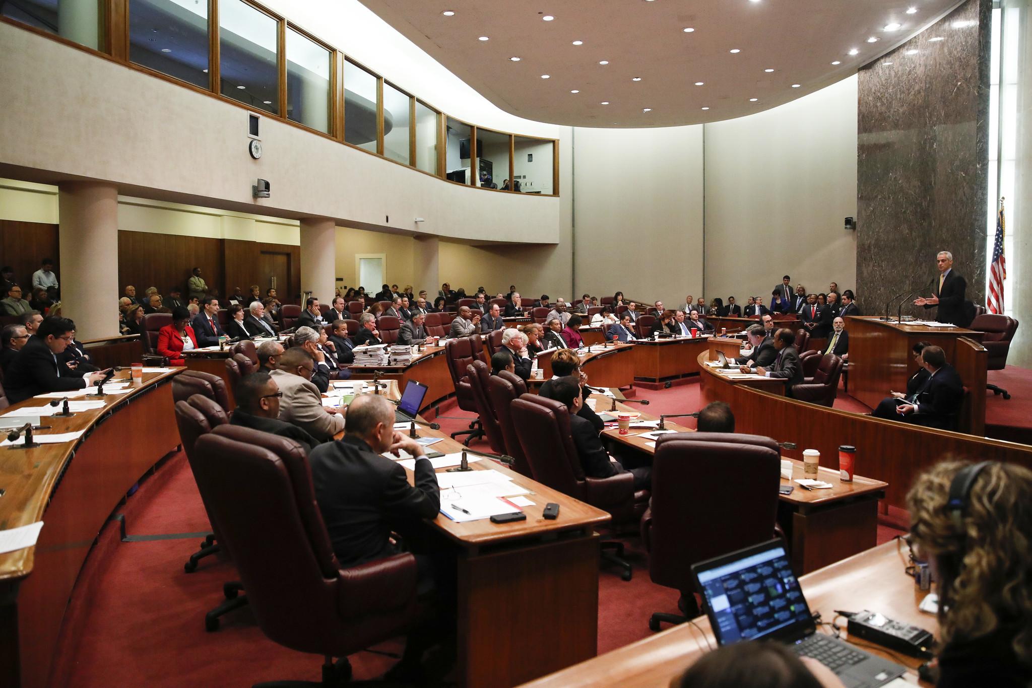City Council Must Allow Public Comment, Judge Rules