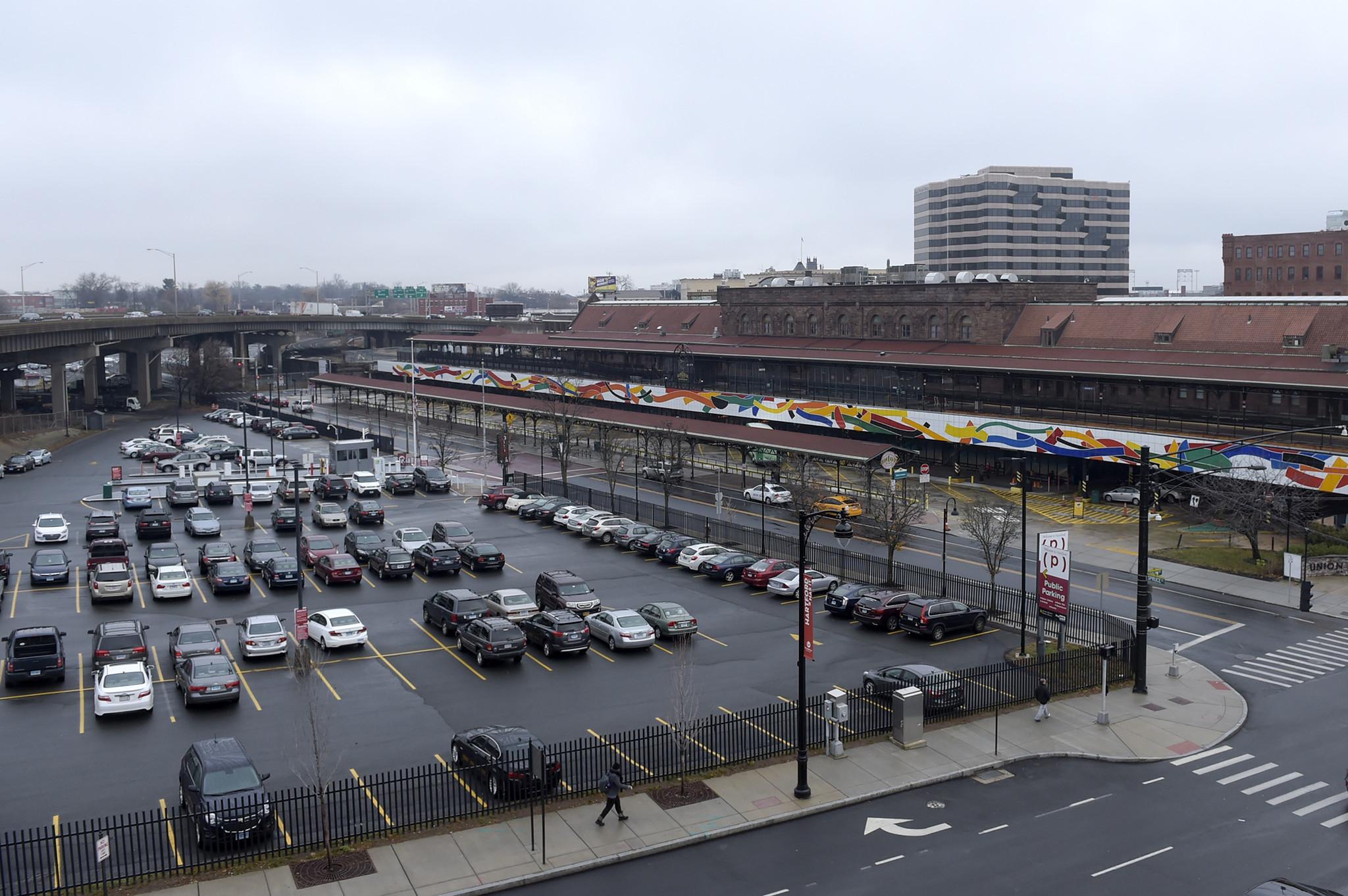 Union Station Parking Garage Plan Put On Hold - Hartford Courant
