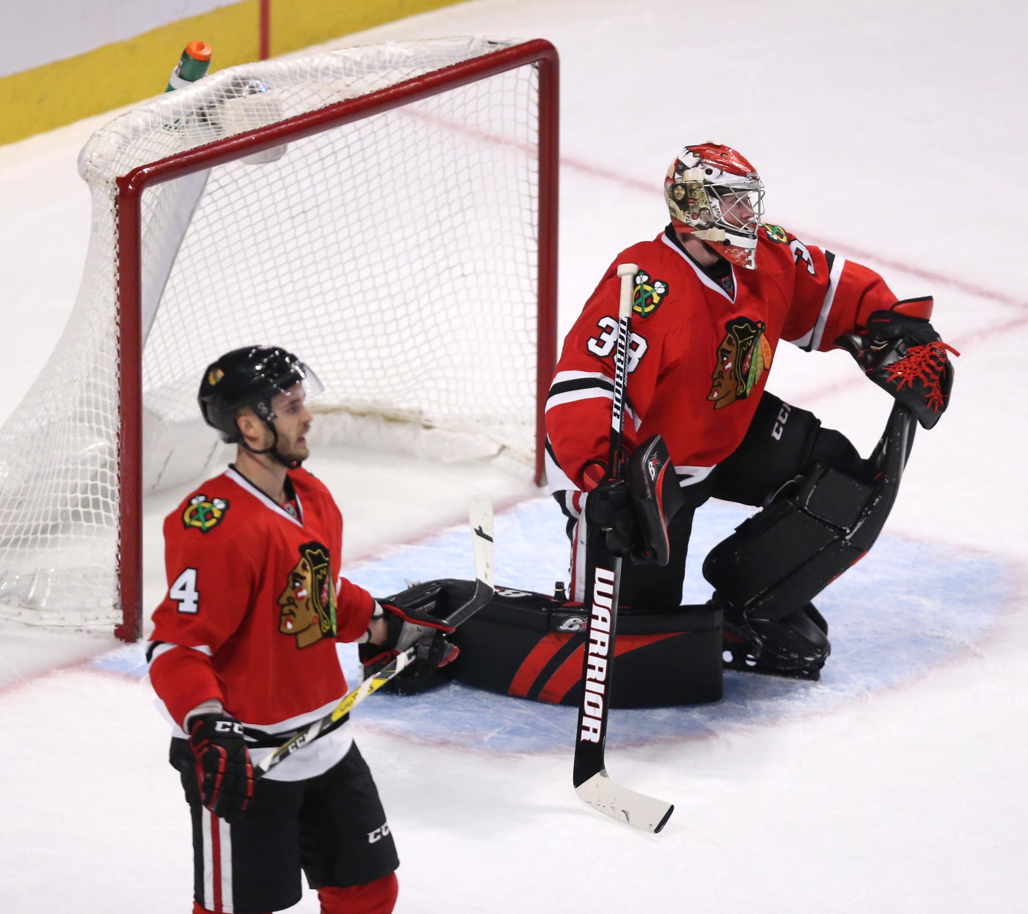 Tuesday's recap: Senators 4, Blackhawks 3 - Chicago Tribune