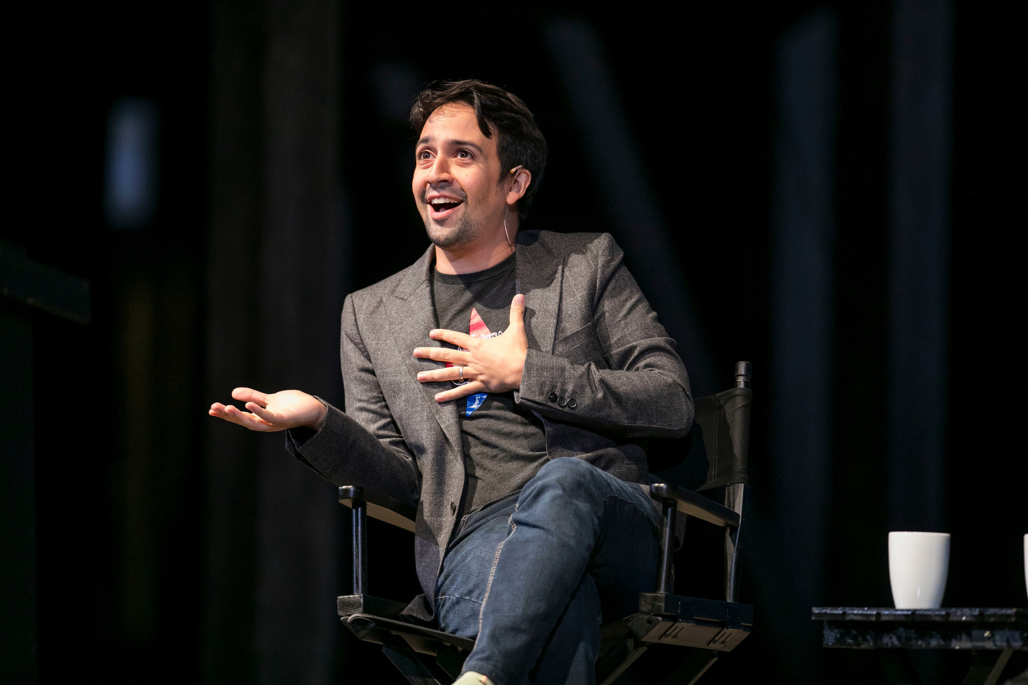 lin manuel miranda named ap entertainer of the year orlando sentinel. Black Bedroom Furniture Sets. Home Design Ideas
