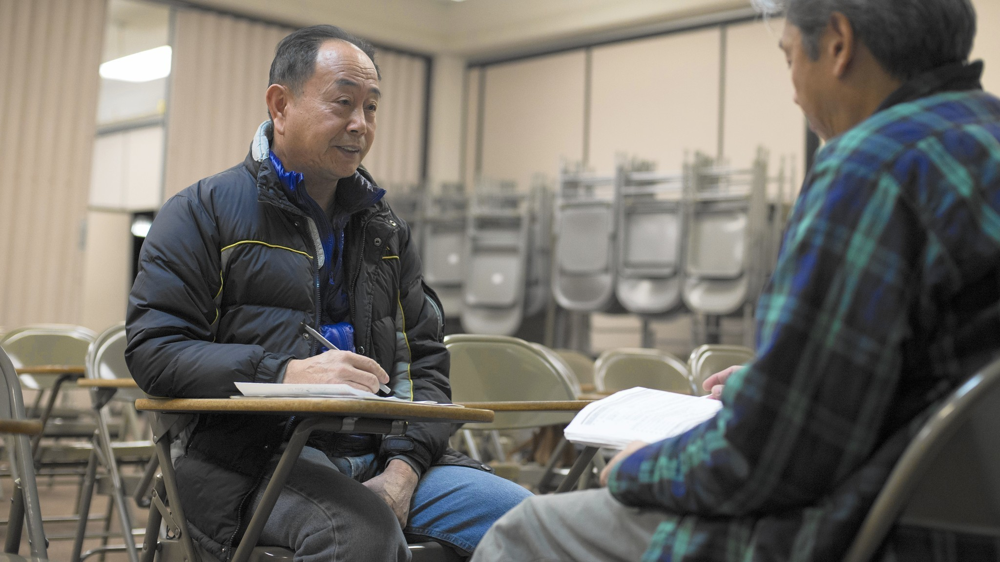 Adult Esl Program Expands Job Prospects For Chinese