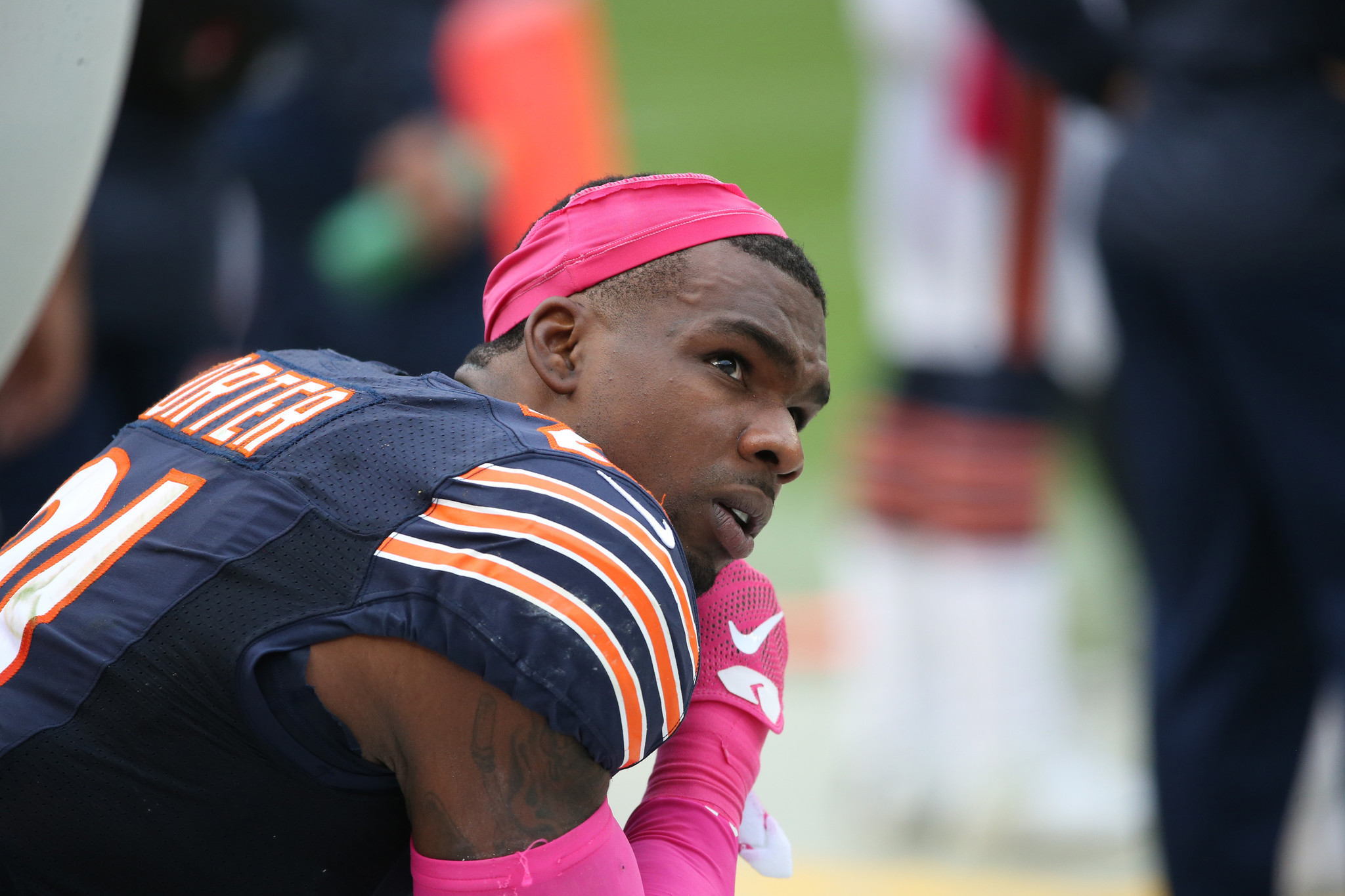 Tracy Porter Named Bears Good Guy Award Winner Chicago