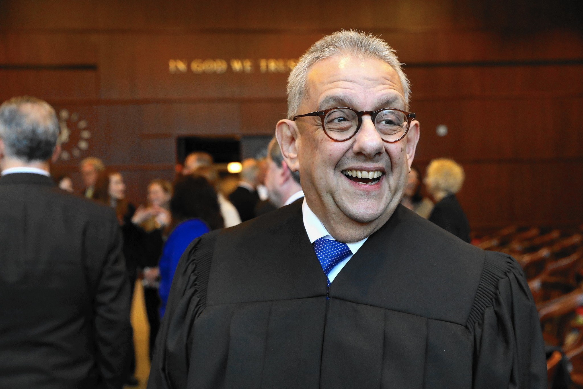 Cook Countys Longest Serving Prosecutor Becomes Judge At Age 71 The Circuit Court Of County We Are Largest Judicial Chicago Tribune