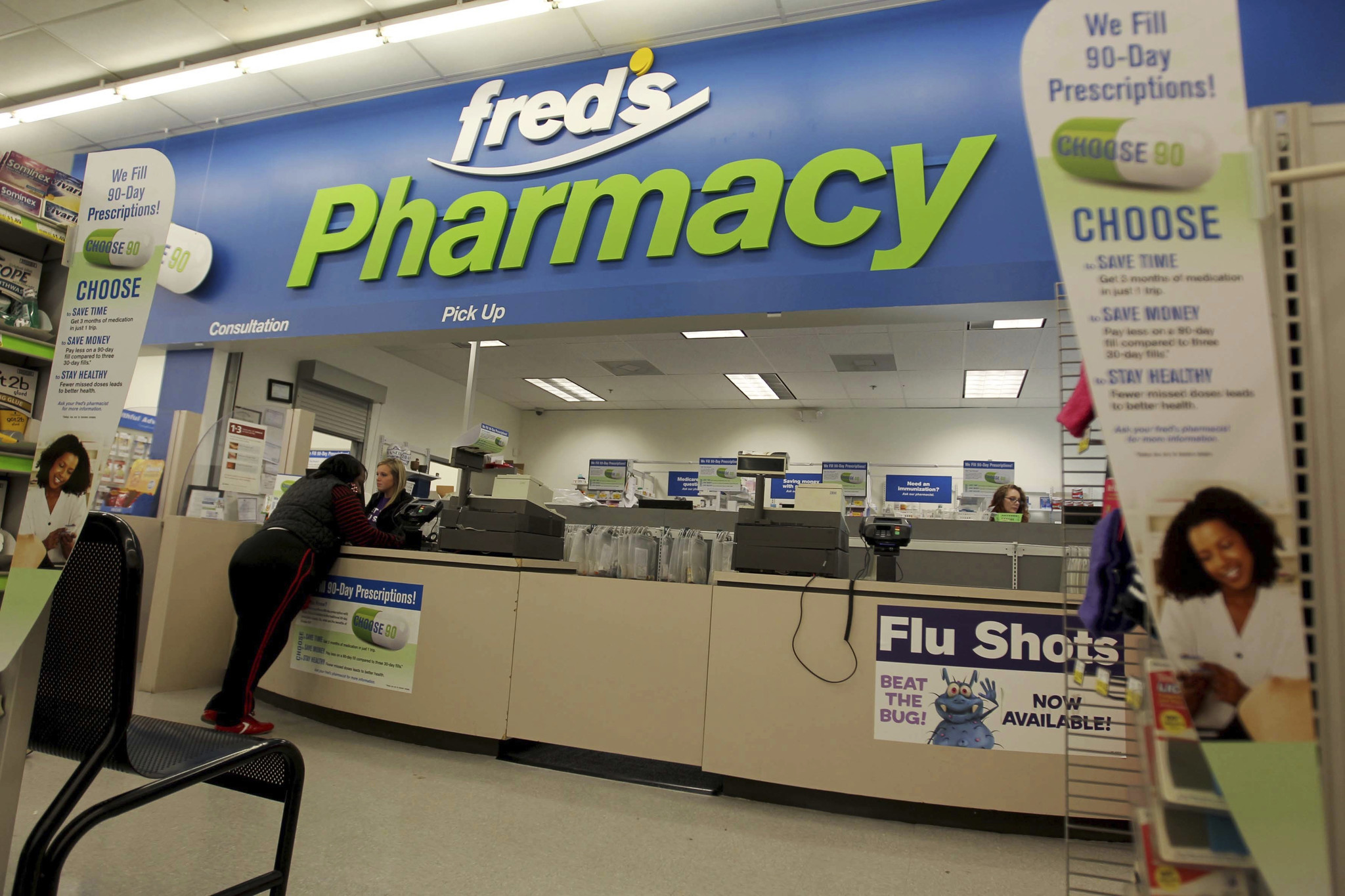 Are the Freds inc stores in Alabama closing?
