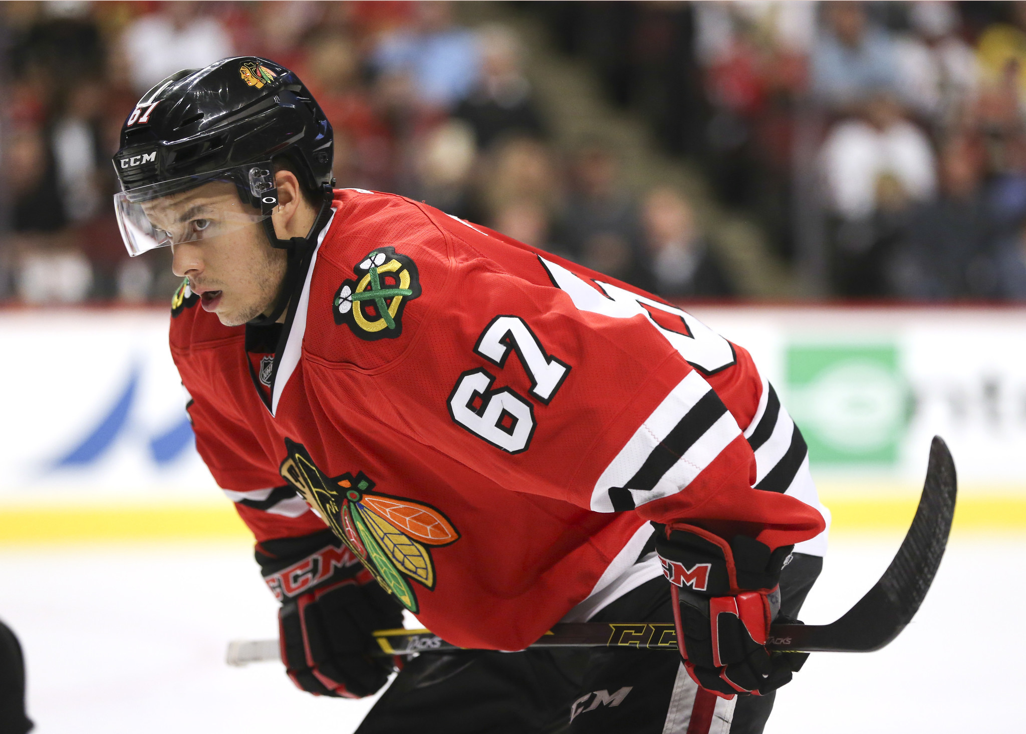 Tanner Kero First Call Up To See Game Action For Blackhawks Chicago Tribune