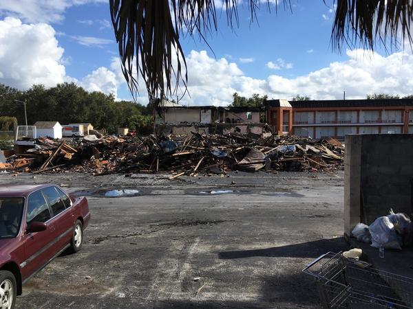 Victims Of Kissimmee Hotel Fire Will Stay At Disney For Christmas Orlando Sentinel