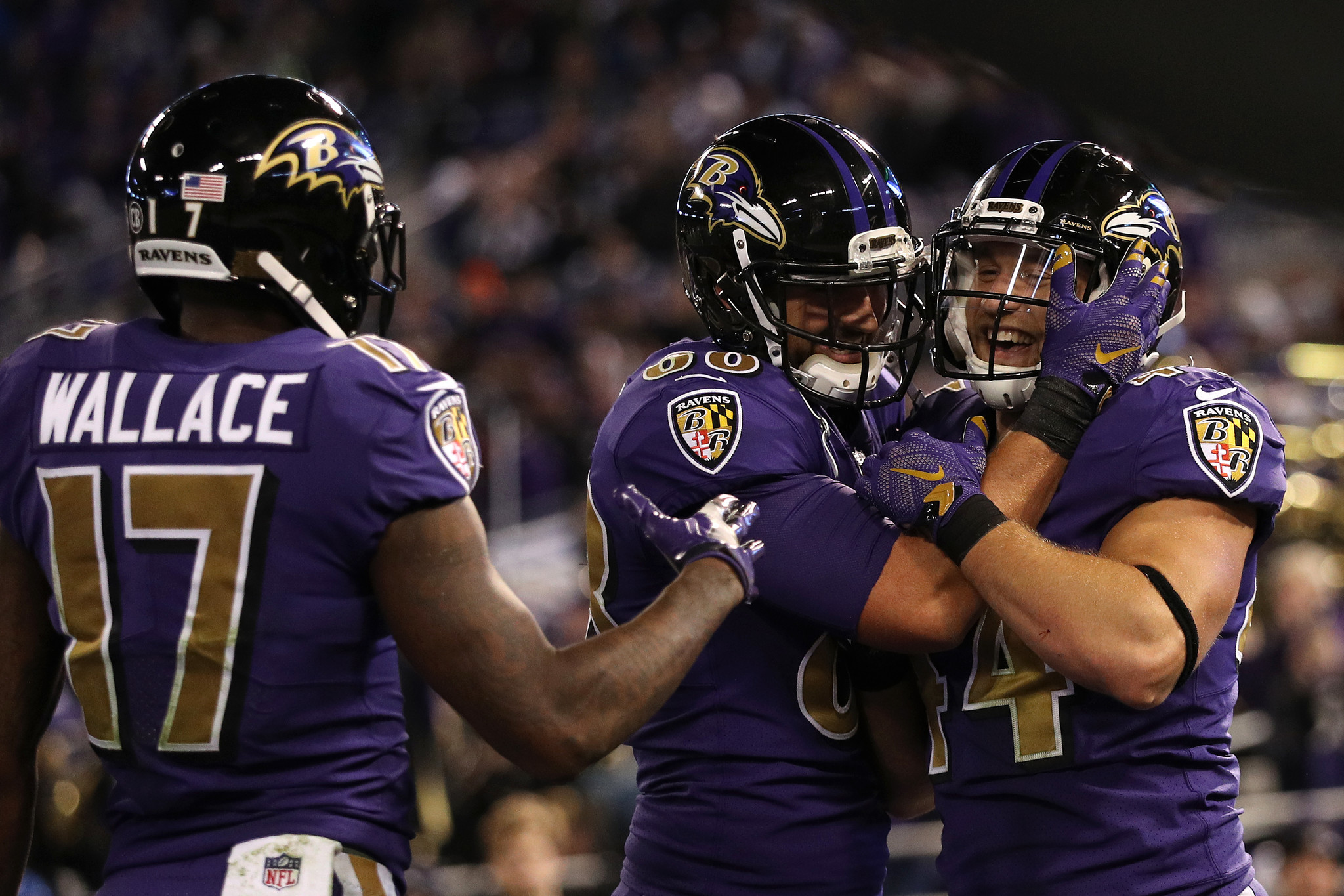 Ravens win AFC North with victory over Browns
