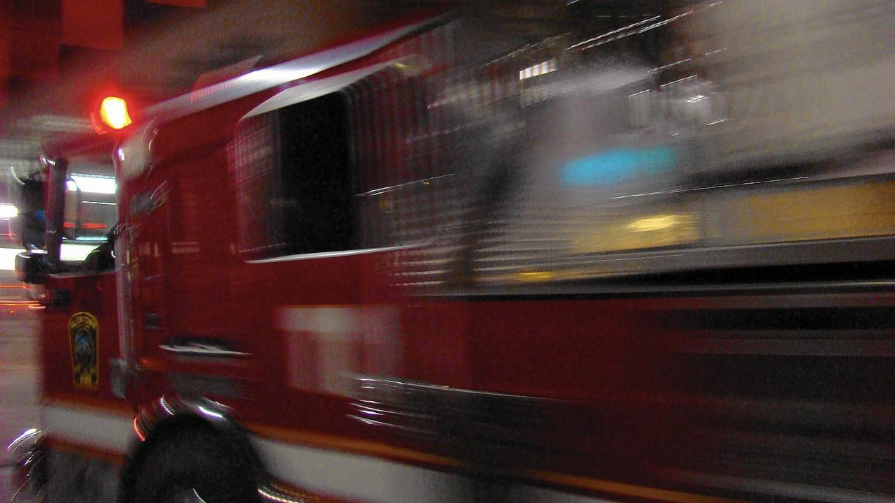 Car Catches Garage On Fire In Rochester: Fire Destroys Two-car Garage In Lower Saucon