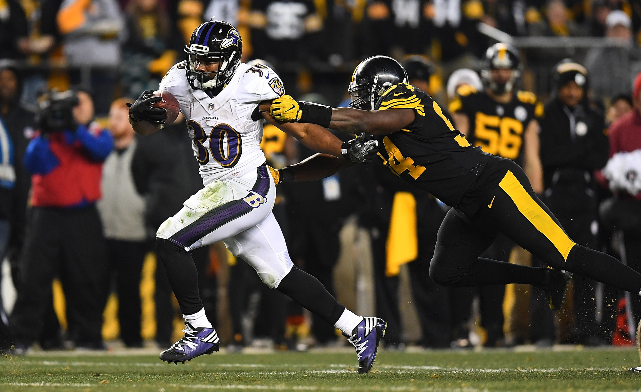 Five things we learned from the Ravens  31-27 loss to the Pittsburgh  Steelers - Baltimore Sun afc013bff