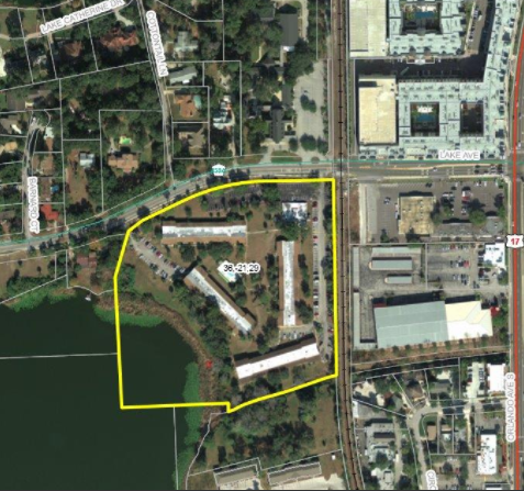Multifamily Developer Plans Demolition, New Apartment Construction In  Maitland   GrowthSpotter